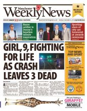 Manchester Weekly News - Wilmslow